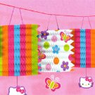 HELLO KITTY PAPER LANTERN GARLAND (12FT)