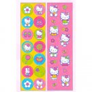 HELLO KITTY FLOWERS STICKER FUN PAK