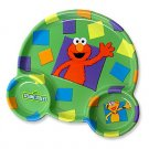 SESAME KIDS SHAPED PLATE