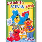 SESAME SUNNY DAYS ACTIVITY BOOKS