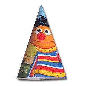 SESAME SUNNY DAYS CONE HAT