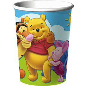POOH & FRIENDS HOT/COLD CUP (9OZ.)