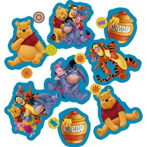 POOH'S TOGETHER TIMES CONFETTI