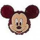 MICKEY MOUSE HEAD SHAPE MYLAR