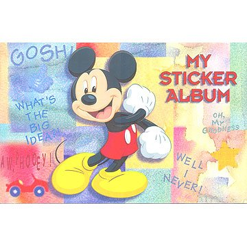 MICKEY SPARKLE ALBUM