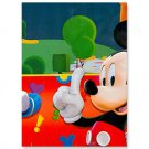 MICKEY'S CLUBHOUSE TABLECOVER