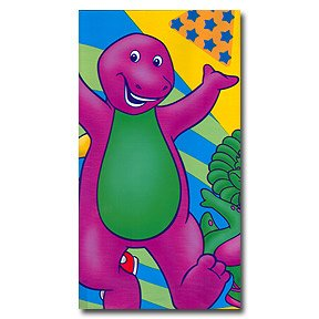 BARNEY TABLE COVER