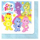 CARE BEARS HAPPY DAY BEVERAGE NAPKIN