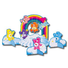 CARE BEARS HAPPY DAY CENTERPIECE