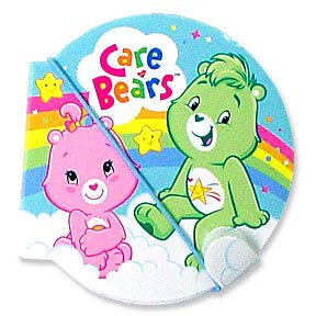 CARE BEARS HAPPY DAY NOTEPAD FAVORS