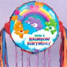 CARE BEARS PULL RIBBON PINATA