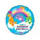 CARE BEARS RAINBOW DAY MYLAR BALLOON