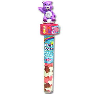 CARE BEARS STICKER DISPENSER