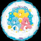 CARE BEARS MYLAR BALLOON (18IN.)