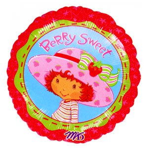 STRAWBERRY SHORTCAKE BERRY MYLAR