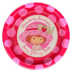 STRAWBERRY SHORTCAKE BIRTHDAY BOX