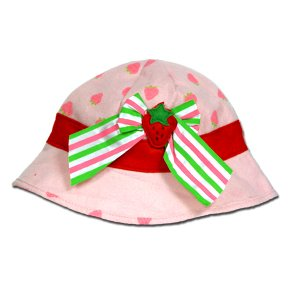 STRAWBERRY SHORTCAKE BIRTHDAY HAT