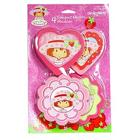 STRAWBERRY SHORTCAKE COMPACT MIRROR