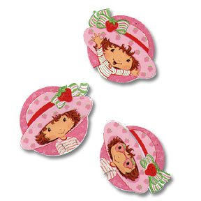 STRAWBERRY SHORTCAKE DANGLING DECORATION