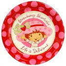 STRAWBERRY SHORTCAKE DINNER PLATE (9)