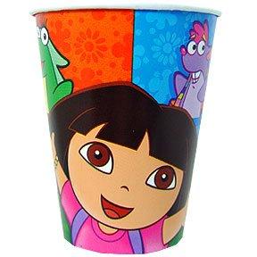 DORA & FRIENDS HOT/COLD CUP (9OZ)