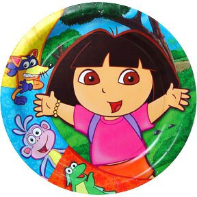 A DORA & FRIENDS BIRTHDAY BOX