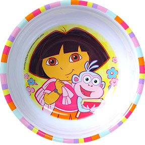 DORA 5.5 IN SOUVENIR BOWL W/RIM