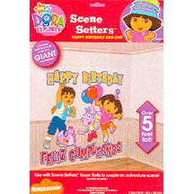 DORA THE EXPLORER HAPPY BDAY ADD ON