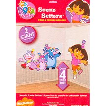 DORA THE EXPLORER SCENE SETTER ADD ON