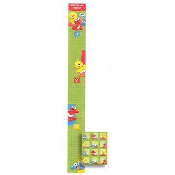 SESAME 1ST BDAY GROWTH CHART