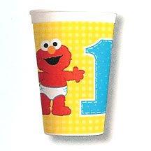 SESAME 1ST BDAY SOUVENIR CUP (17OZ.)