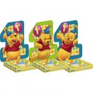 POOH'S FIRST BDAY CUPCAKE HOLDER