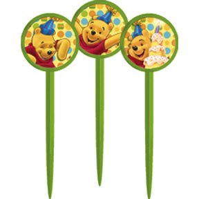 POOH'S FIRST BDAY PARTY PICKS