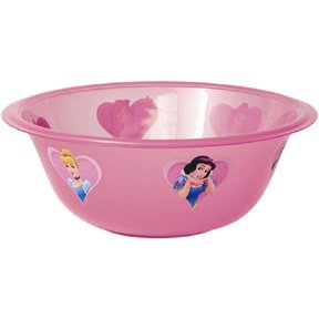 DISNEY PRINCESS FAIRY TL LARGE BOWL