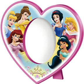 DISNEY PRINCESS FTF HEART FRAME