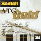 "Scotch 3M ATG 1/4"" tape refill"
