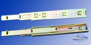 Ball Bearing Slide & Ball Bearing Drawer Slide--SB 4511-Bottom Mounted