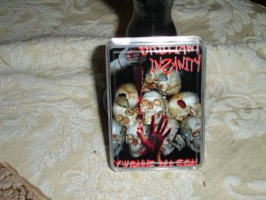 Brilliant Insanity - Collector Playing Cards