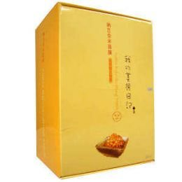 M0018 - My Beautiful diary - [Pack of 5] Facial Mask - Natto