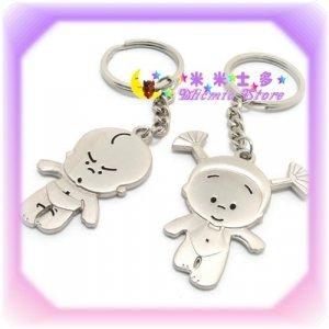 T0033 - Boy & Girl Couple Key Chain
