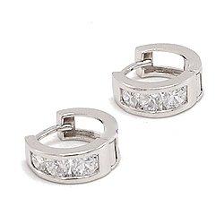 E0036 - Asmama Wide Ring Earring