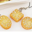 T0062 - Pretty Biscuits Phone Strap