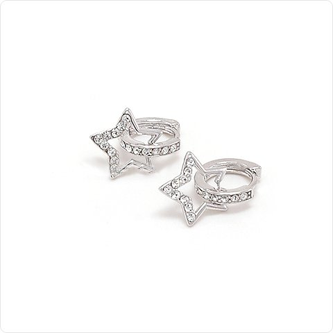 E0038 - Asmama Stars Earrings