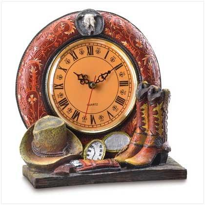 Cowboy Clock