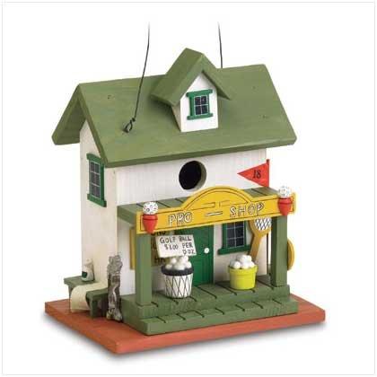 Pro Shop Birdhouse