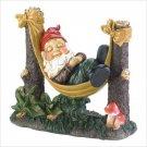 Slumbering Gnome Statue