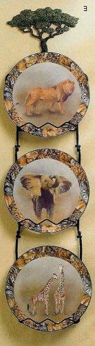 Plates of the Serengeti