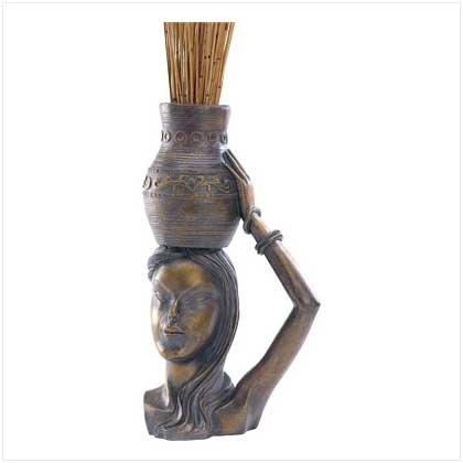 Water Bearer Figurine