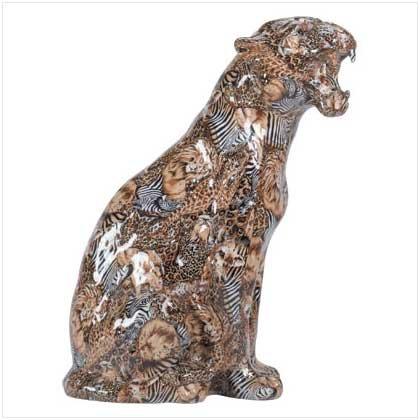 Patchwork Leopard