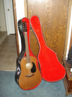 Odessa Guitar